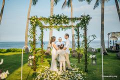 ROYAL BEACH WEDDING - THE PERFECT