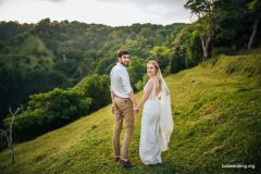 SKY CLIFF WEDDING - SIMPLY BEAUTIFUL