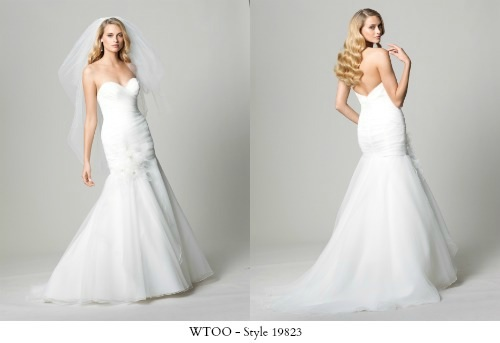 Spanish Style Gowns wedding dress