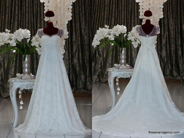 Bali wedding dress from our bridal salon | BaliWedding