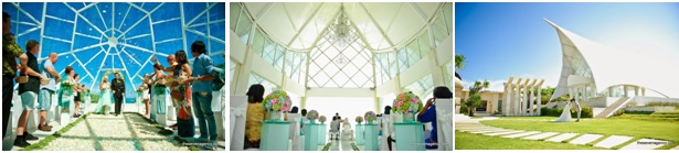 chapel wedding Bali